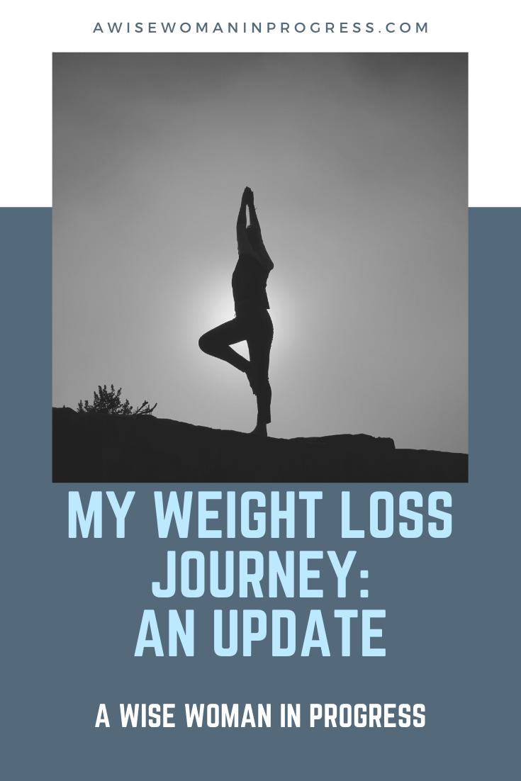 Weightloss Update